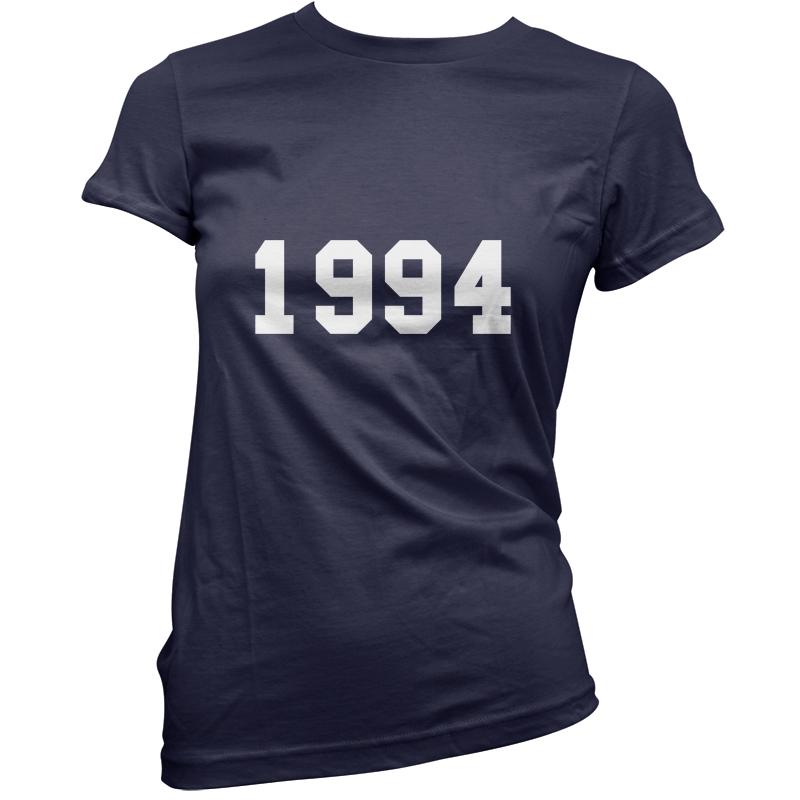 1994-style-universite-Femmes-21st-CADEAU-ANNIVERSAIRE-T-shirt-11-couleurs