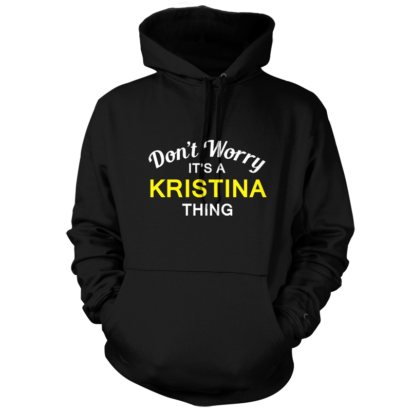 It's Hooded Kristina Hoodie Thing Worry Top Don't S A Unisex xxl nqxPwgw