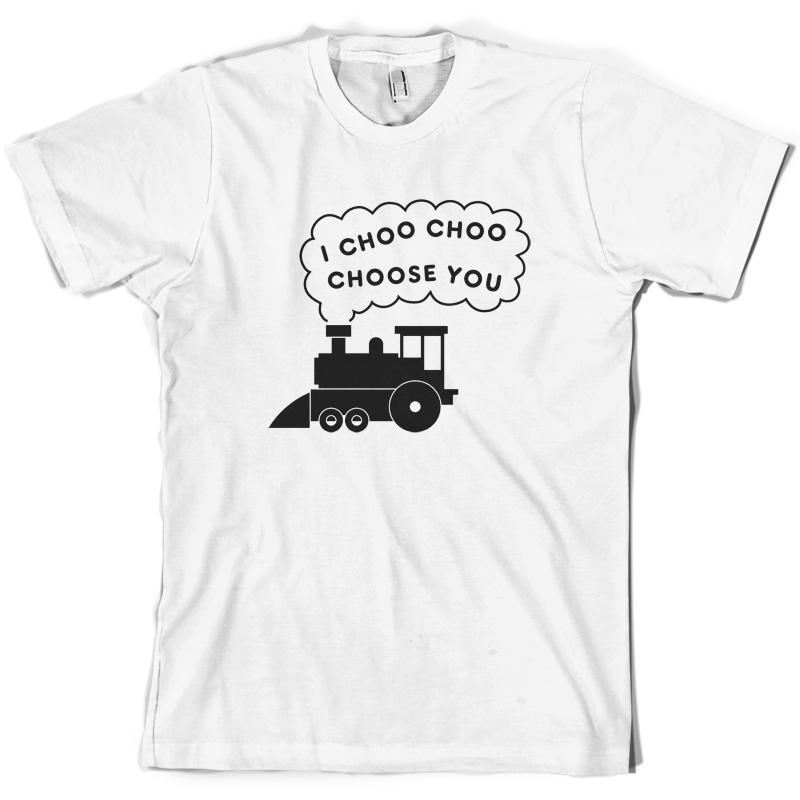 I-Choo-Choo-Choose-You-Mens-T-Shirt-10-Colours-10-Colours-Valentines