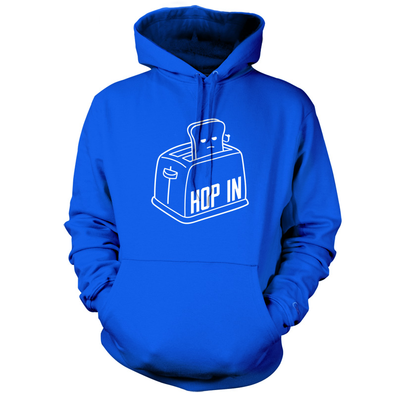 Toaster-Hop-In-Unisex-Hoodie-9-Colours-Funny-Toast-FREE-UK-P-P